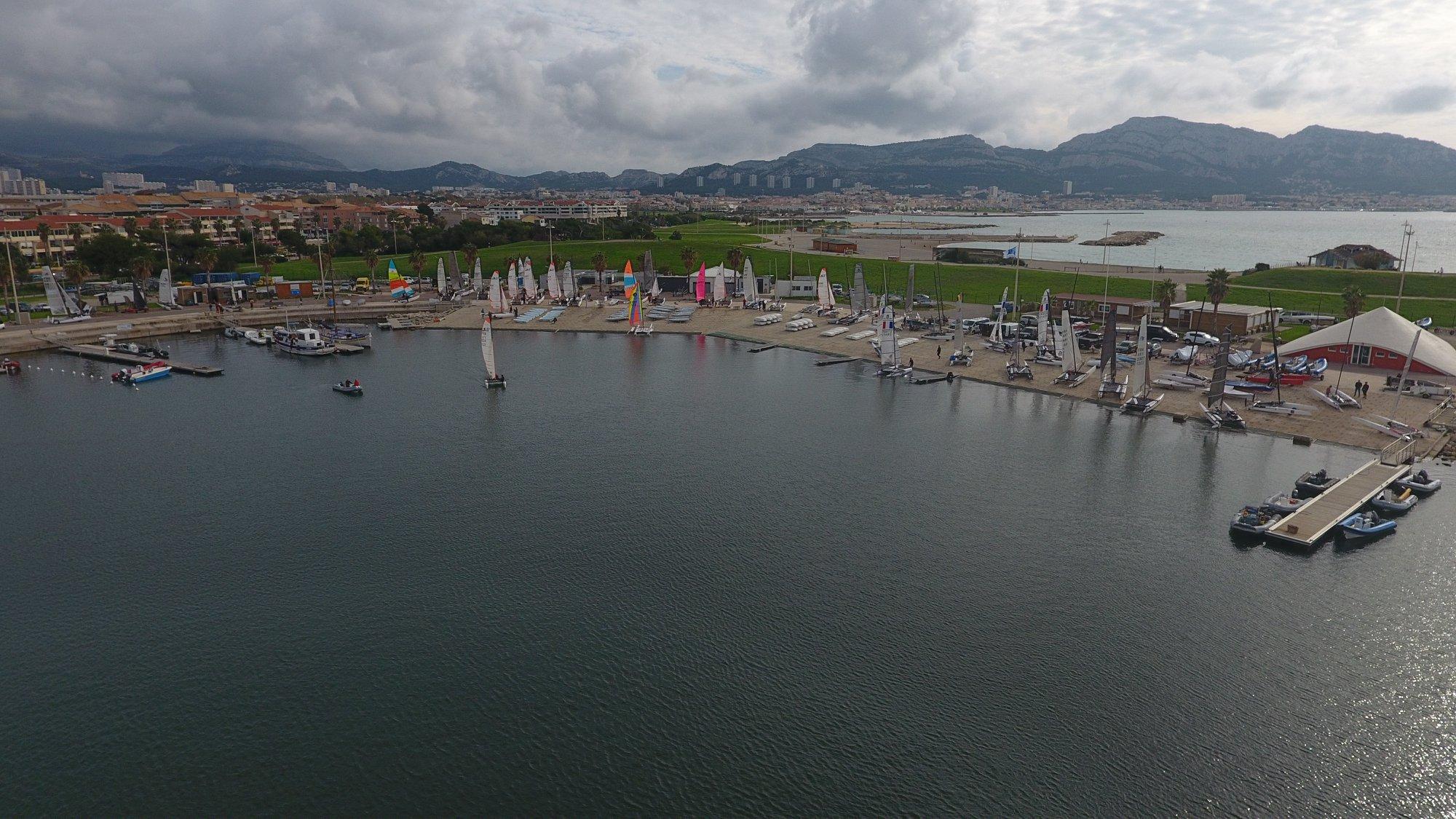 Club Voile Marseille